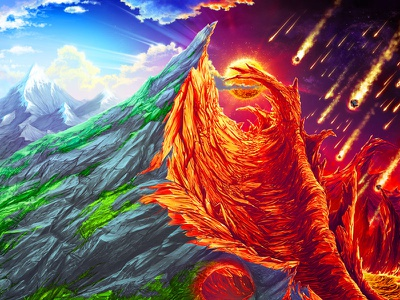 Angels & Demons slot game background slot game design slot art casino slot gambling art gambling design level background leveldesign casino art casino games casino game background slot game background background design background art background game design illustrations slot machine illustration game art slot design