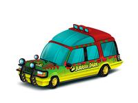 Jurassic Park's Ford Explorer