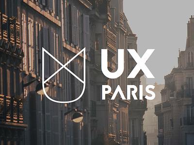 Logo UX Paris logo ux paris