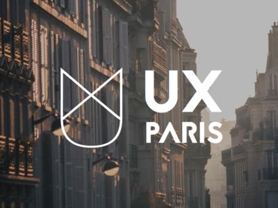 Logo UX Paris