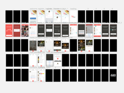 Infinit iOS mockups