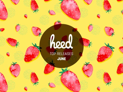 heed - example cover soulful house techno electronic music logo logo music heed