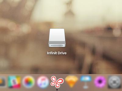 Infinit Drive (COMING SOON) dock infinite icon drive infinit