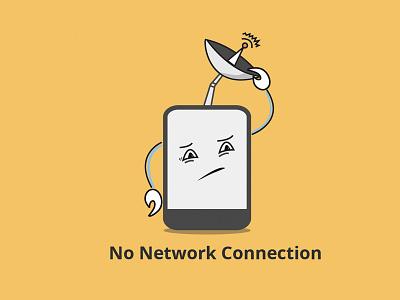 No Network ( Empty State ) no network empty state