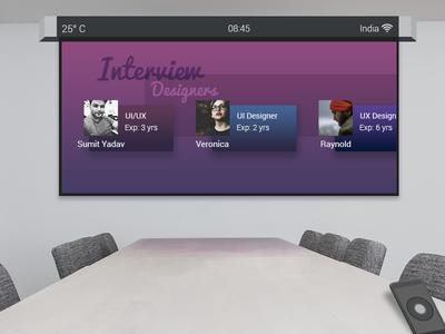 WALL AI ai iot wall interface smart tv tv