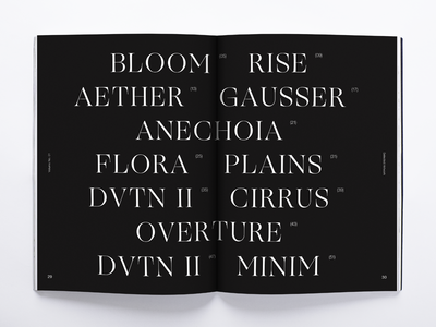 Editions — Book