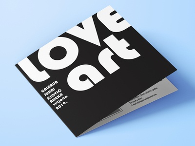 Love Art catalogue