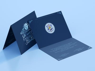BMS aniversary invitation