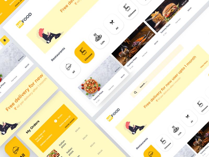 Online Food Booking