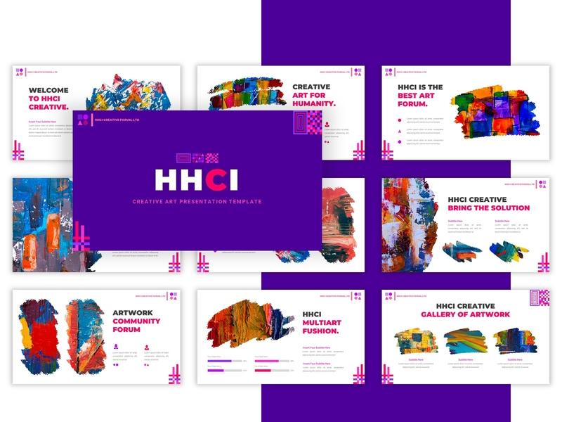 HHCI Creative Forum Presentation