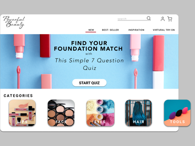 UI Challenge Day 3- Landing Page dailyui