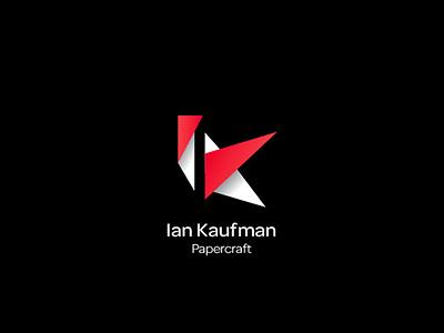 Ian Kaufman branding identity brand papercraft kaufman ian