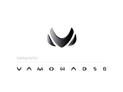 vamoha typography dingbats brand identity lol vamoha typography