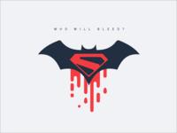Batman v Superman. Who's excited?