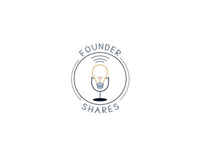 Potential Logo Podcast design logo