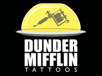 Dunder Mifflin Tattoos