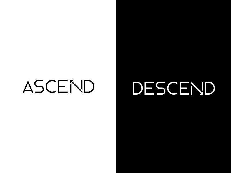 ascend - descend by Filipa Amado on Dribbble