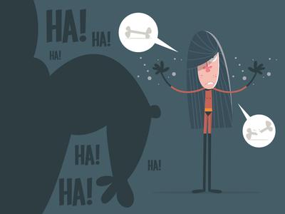 Violent Parr cartoon vector incredibles