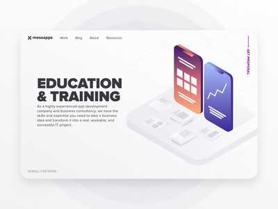 Messapps Education Page