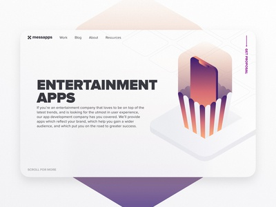 Messapps Entertainment Page