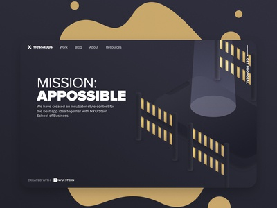 Mission Appossible!