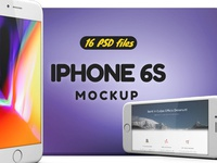 Apple iPhone 6s MockUp