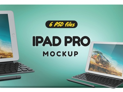 "iPad Pro 9,7"" Mockup mock up 7 ipad pro 9 macbook iwatch iphone 6 plus iphone 6 iphone ipad mini ipad air 2"