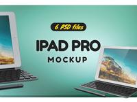 "iPad Pro 9,7"" Mockup"