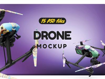 Drone Mockup mock up logo template logo mockup logo mock-up logo mock up drone logo template drone logo mockup drone logo rone
