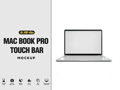 MacBook Pro Touch Bar Mockup laptop mockup macbook pro touch bar mockup macbook pro mockup mackbook pro bar mockup mackbook pro macbook