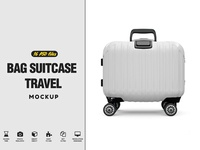 Bag Suitcase Mockup