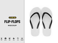 Flip-Flops Mockup