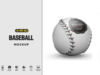 Baseball Mockup
