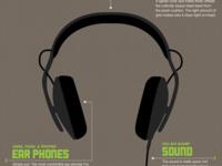 Pocket Item No.2 - Headphones