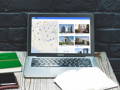 Rental Search Platform