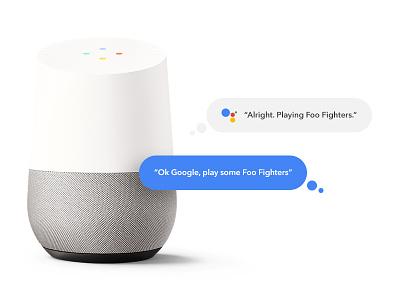 Google Home Voice Commands voice commands google home google assistant ui speak