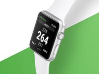 SxS Apple Watch App - Distance