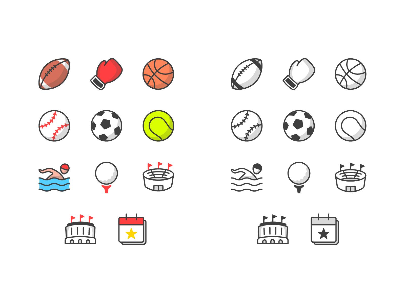 Espn icons