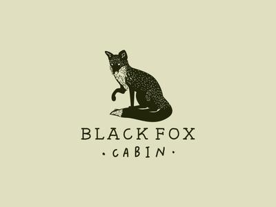 blackfoxcabin logo