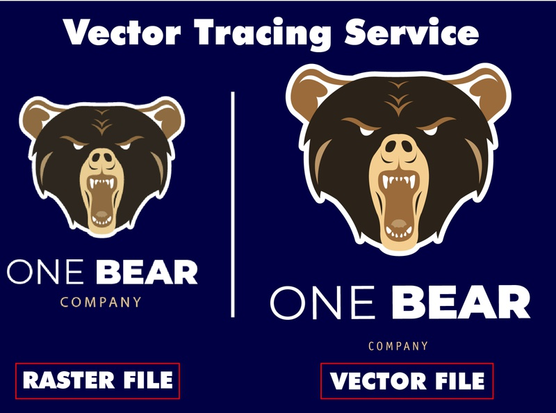 Vector tracing/redraw logo banner design vectorart adobe photoshop icon vector vectors vector illustration typography design branding logo illustration adobe illustrator