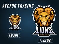 Lion Logo Redraw/ Vector Tracing ux logodesign vectorart vector illustration adobe photoshop vector vectors branding illustration adobe illustrator