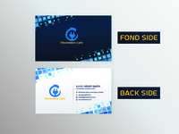Business Card Design Two Side flyer design banner design business card design business cards business card business businesscard adobe photoshop design logo branding illustration adobe illustrator