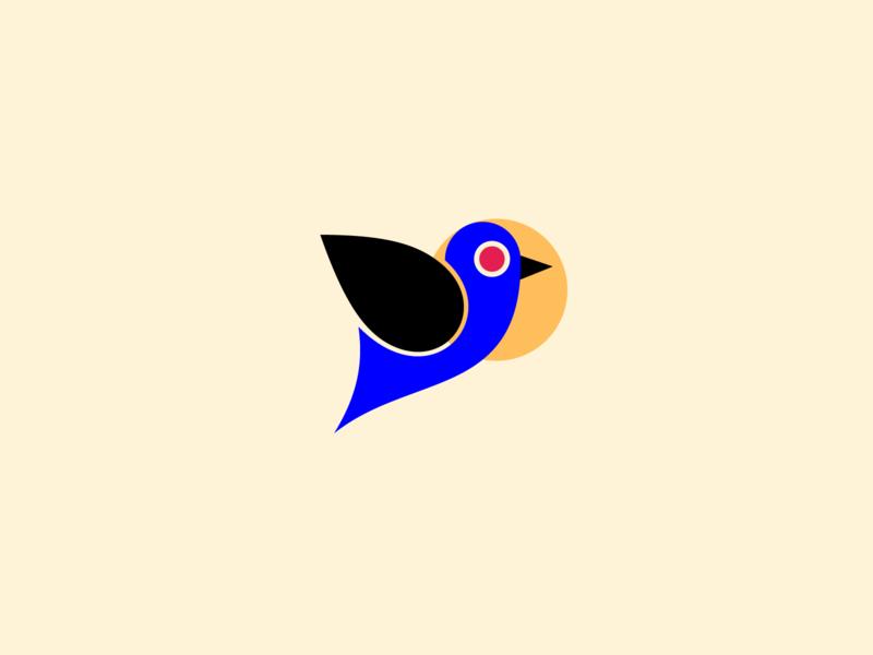 The Bird - Five color challenge