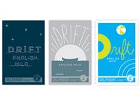 Drift English Mild posters