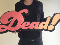 Dead!: A Love Story