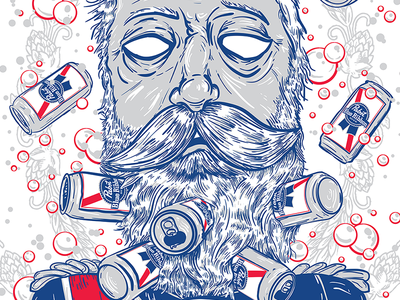 Pabst Blue Royalty