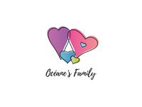 Océane's Family Logo