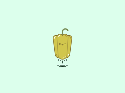 Hainan Yellow Lantern Chili hot sauce pepper