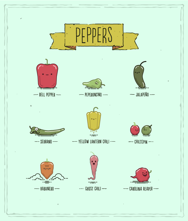 Peppers full