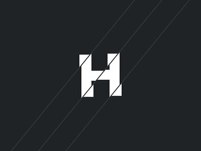 H is for Hack Day brand mark logo hackathon
